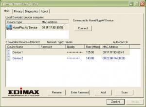 Edimax - Main