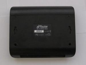 AirRouter - obudowa