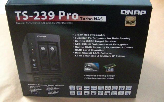 TS-239 PRO - pude?ko