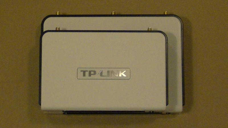 TL-MR3420 vs TL-WR1043ND